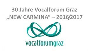 New Carmin, Jubiläumsprojekt, Vocalforum Graz
