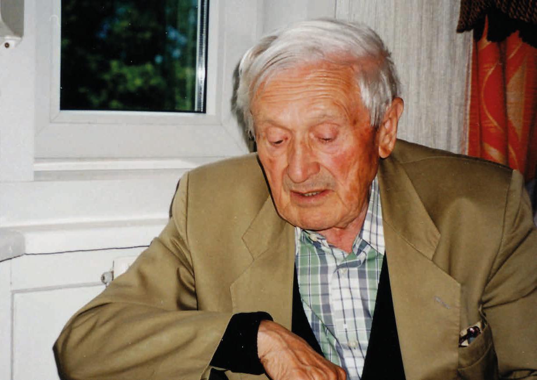 Portrait von Franz Koringer